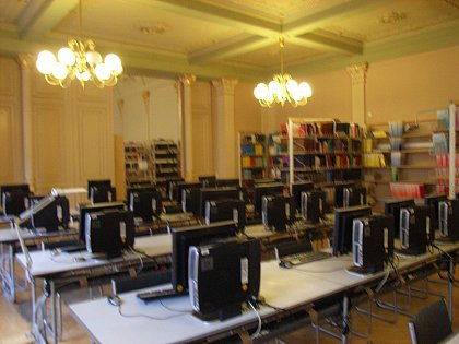 PC-Pool Bibliothek