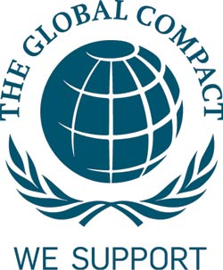 Logo der Global Compact Supporter